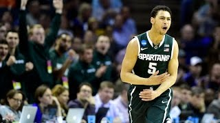 Third Round: Michigan State ousts Virginia again