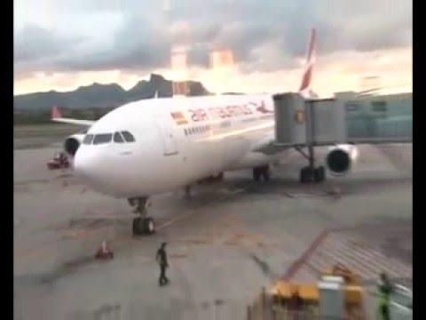 The  longest serving Mauritian Pilot on Air Mauritius - MBC News