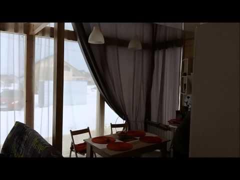 Дом в Череповце ( стекляшка )