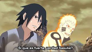 Naruto y Sasuke son HUMILLADOS por Isshiki Otsutsuki - Boruto cap 216