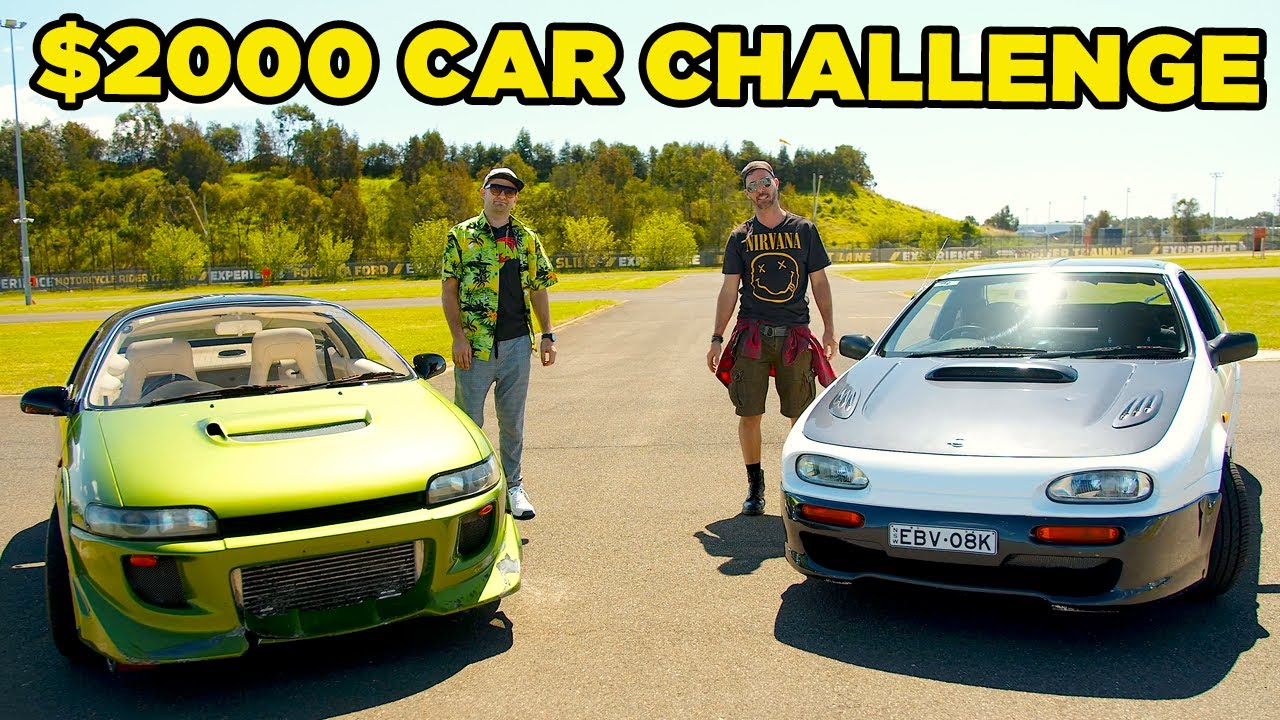 FINAL BATTLE | $2000 Modified Car Challenge