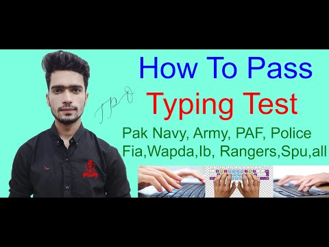 Information About Typing