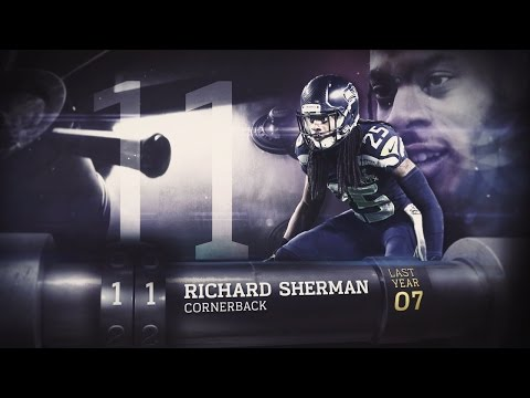 #11 Richard Sherman (CB, Seahawks) | Top 100 Players of 2015
