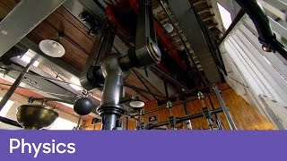 The invention of the first power station | Physics - The Genius of Invention