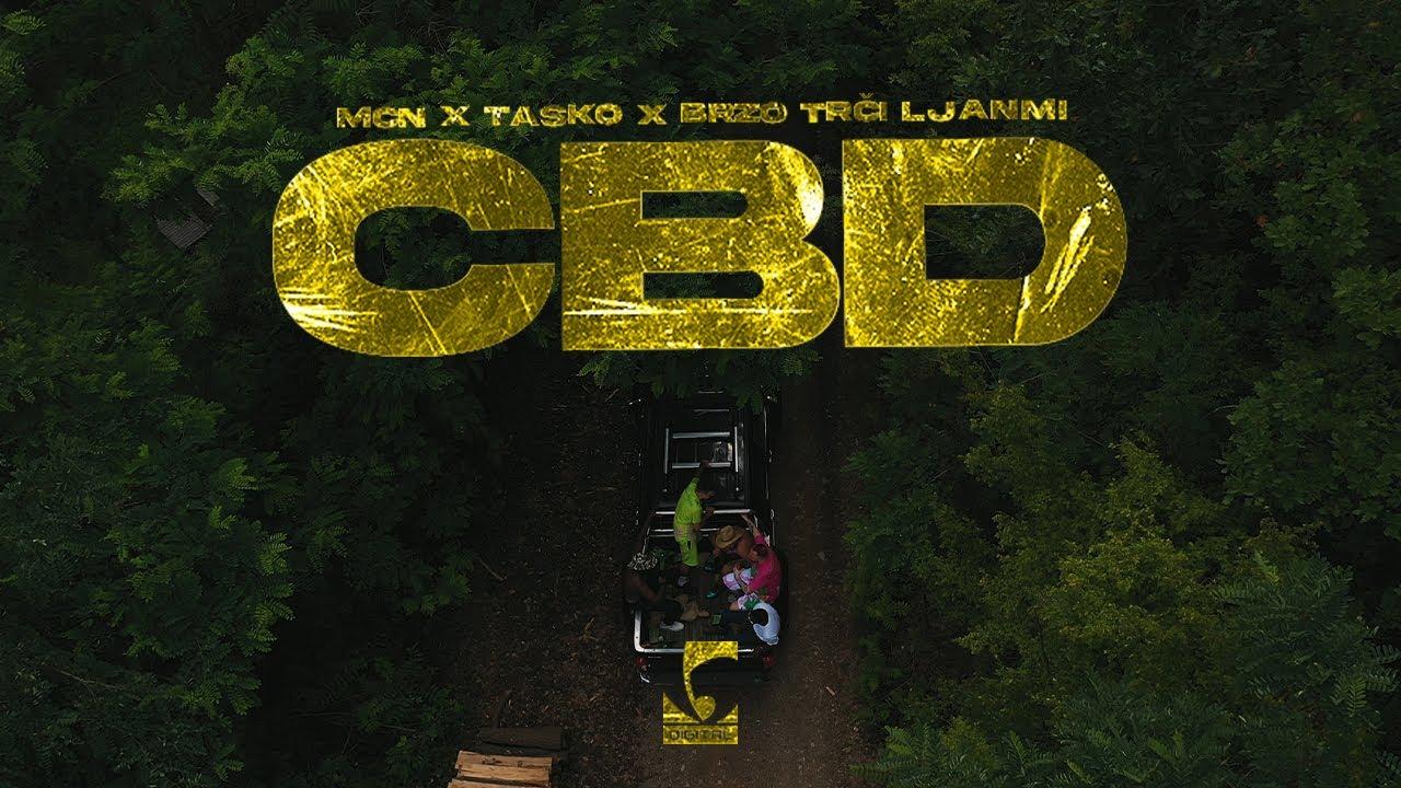 Download MCN x Tasko x Brzo Trči Ljanmi - CBD