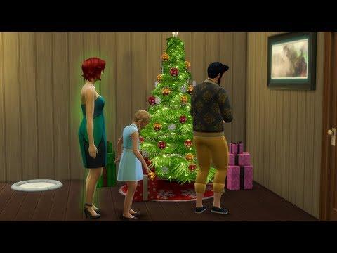 KOSMICZNE ŚWIĘTA - The Sims 4: Dwie Twarze thumbnail