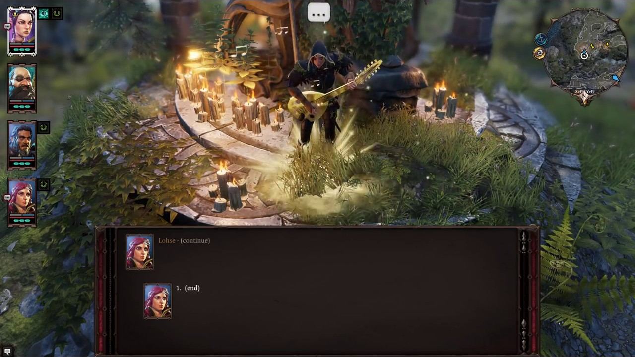 Divinity Original Sin 2 Undeniable Proof That Lohse i