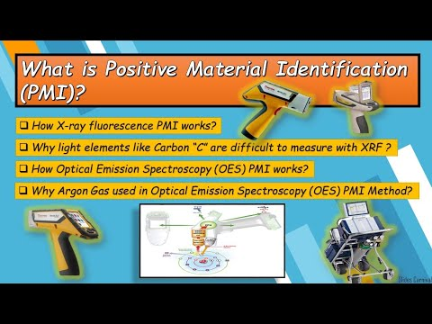 Positive Material Identification (PMI) | XRF & OCE PMI Techniques @ Whizz Engineers