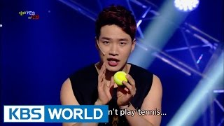 Say it! YES or NO | 말해 YES or NO (Gag Concert / 2015.11.21)