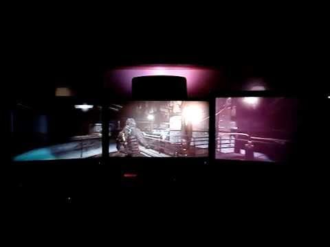 Dead Space 2 Eyefinity + Ambx