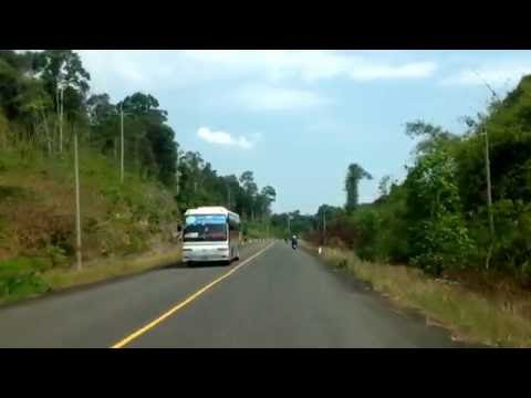 Beautiful driving in Asian countries
