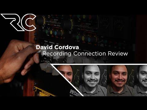 David Cordova Recording Connection Review