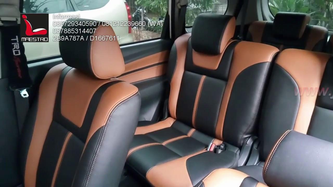 Daihatsu All New Xenia 2017 Dengan Sarung Jok Paten Mbtech