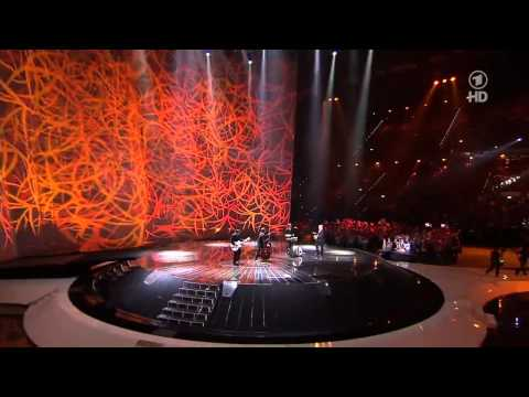 HD Eurovision 2011 Satellite Opening Song
