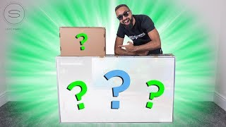 Surprise Packages from Samsung & Xbox