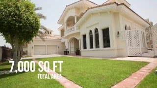 Stunning Five Bedroom Palm Jumeirah villas for sale