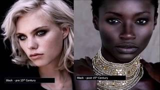 Black Means Pale..Satanic switcha rooneys
