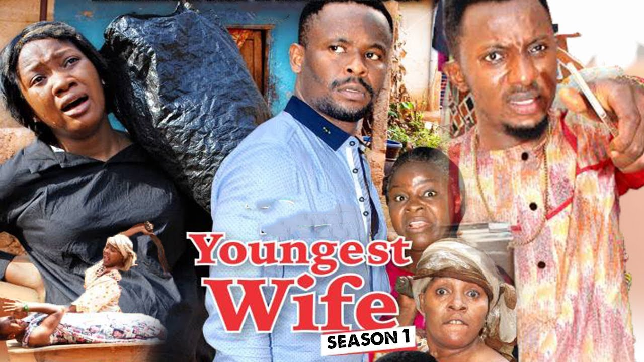 Download YOUNGEST WIFE 1 - 2018 LATEST NIGERIAN NOLLYWOOD MOVIES