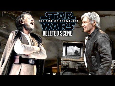 The Rise Of Skywalker Deleted Scene Will Shock Fans! (Star Wars Explained)