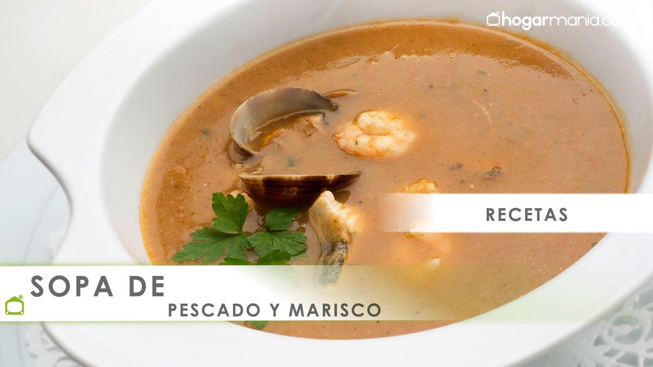Recetas De Cocina Karlos Arguiñano Gratis | Receta De Sopa De Pescado Y Marisco Por Karlos Arguinano Youtube