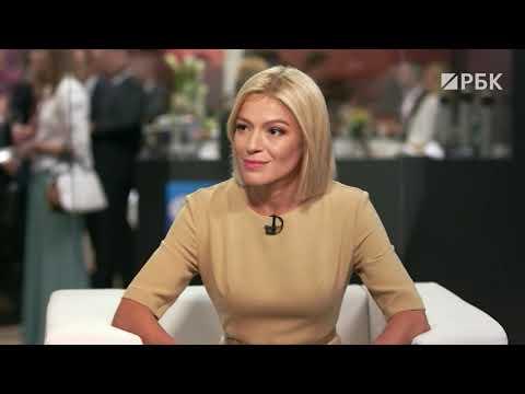 Тиньков: интервью с миллиардером на ПМЭФ'19. РБК