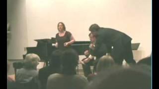 Elizabeth Vercoe: Herstory IV (1997) for mezzo soprano and mandolin