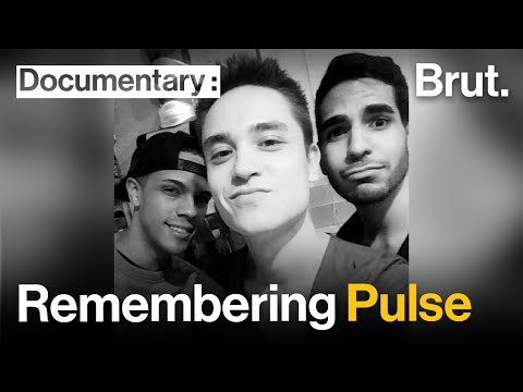He Died at Pulse Five Years Ago. This is His Story.