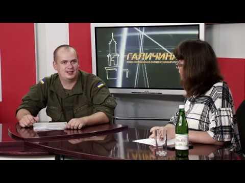 Актуальне інтерв'ю. В. Смірнов, І. Ковальчук.