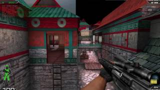 TacticalOps : Assault On Terror_ Map : Dragon