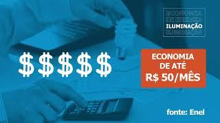 Utilidade Pública: Economia de Energia - Iluminação | TV Gazeta (13/09/2021)