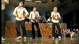 Concurso De Merengue En La Maraka Grupo Mambo Latino