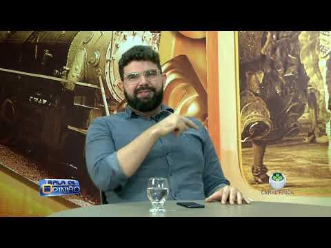 SALA DE OPINIÃO - PROF DE FARMÁCIA E ESTÉTICA