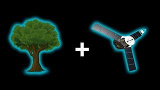 나무로 위성을 만든다고?️ 나무로 만든 인공위성 '목재…