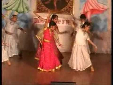 GHUNGROO DANCE INSTITUTE (2011) RAAT KA SAMA.