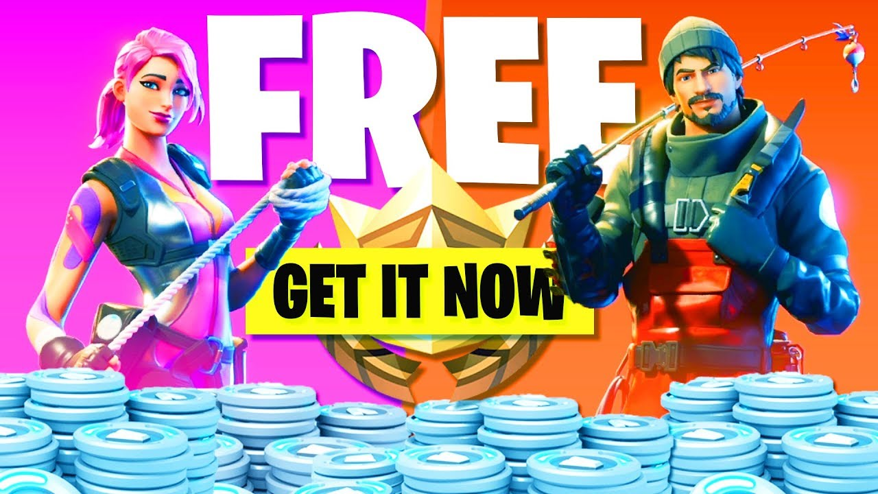 How To Get A Chapter 2 BATTLEPASS / VBUCKS For FREE! - YouTube