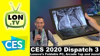 CES 2020 Dispatch 3 - Lenovo