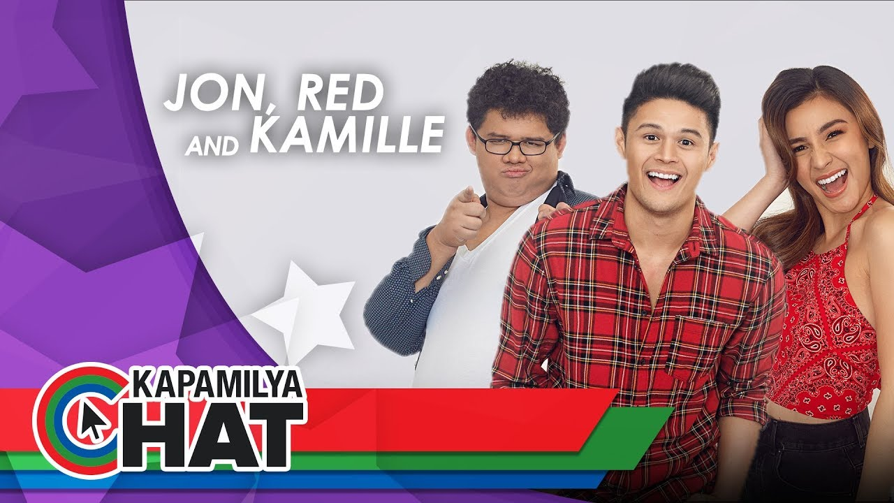 Kapamilya Chat With Kamille Filoteo Jon Lucas And Red Olero For