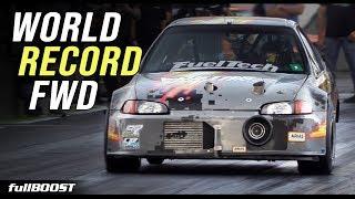 One FAST Honda Civic! | fullBOOST