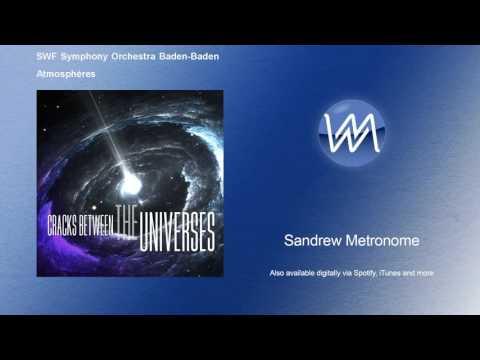 SWF Symphony Orchestra Baden-Baden - Atmosphères