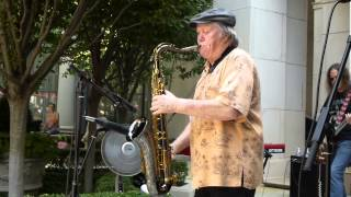 bobby keys and his band perform john lennon