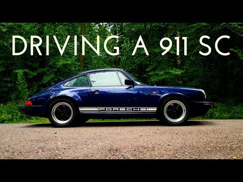 Driving A Porsche 911 SC 3.0 - WHAT'S IT LIKE?