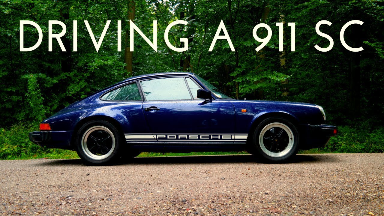 Driving A Porsche 911 SC 3.0 - WHAT'S IT LIKE? - YouTube