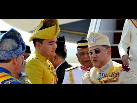 Malaysia welcomes 15th Yang di-Pertuan Agong