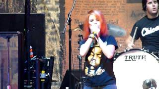 Video Paramore - Ignorance Live In Chicago (07-11-09) BEST QUALITY ON YOUTUBE!!! download MP3, 3GP, MP4, WEBM, AVI, FLV Agustus 2018