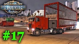 ♦ATS♦ #17: A Trunked Load  [Freightliner]