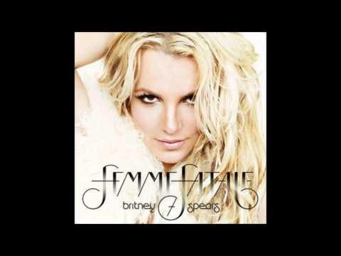 Britney Spears - Gasoline Lyrics