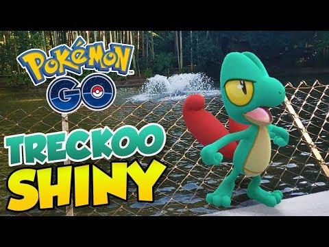 DIA DO SCEPTILE SHINY -  Pokémon Go | Capturando Shiny (Parte 52) thumbnail