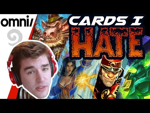 Cards I HATE!