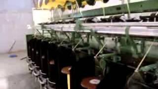 Pp Yarn (multi & Mono Filament) Twister/ Doubling Machine