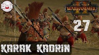 Total War Warhammer 2 - Ungrim Ironfist Campaign - Part 27 thumbnail